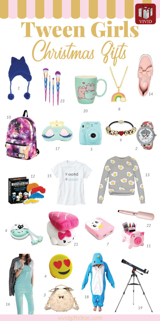 Best ideas about Christmas Gift Ideas For Tweens . Save or Pin 20 Best Gift Ideas for Tweens This Christmas Holiday Now.