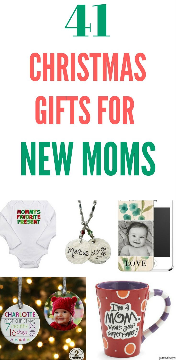 Best ideas about Christmas Gift Ideas Mom . Save or Pin 75 best Christmas Gift Ideas for New Moms images on Now.
