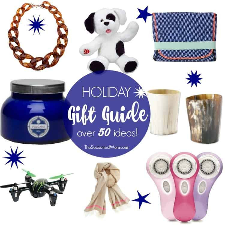 Best ideas about Christmas Gift Ideas Mom . Save or Pin Christmas Gift Ideas Holiday Gift Guide 2015 The Now.
