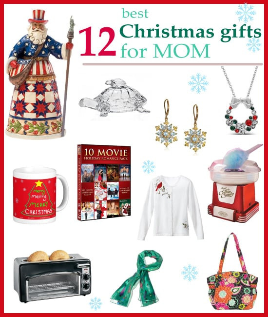 Best ideas about Christmas Gift Ideas Mom . Save or Pin 12 Gifts to Get for Your Mom This Christmas Vivid s Gift Now.
