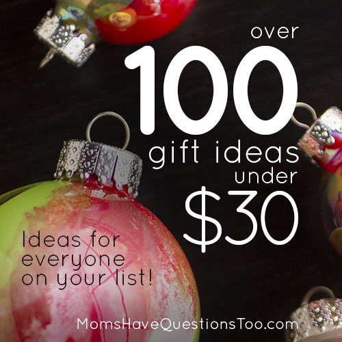Best ideas about Christmas Gift Ideas Mom . Save or Pin Inexpensive Christmas Gift Ideas Moms Have Questions Too Now.
