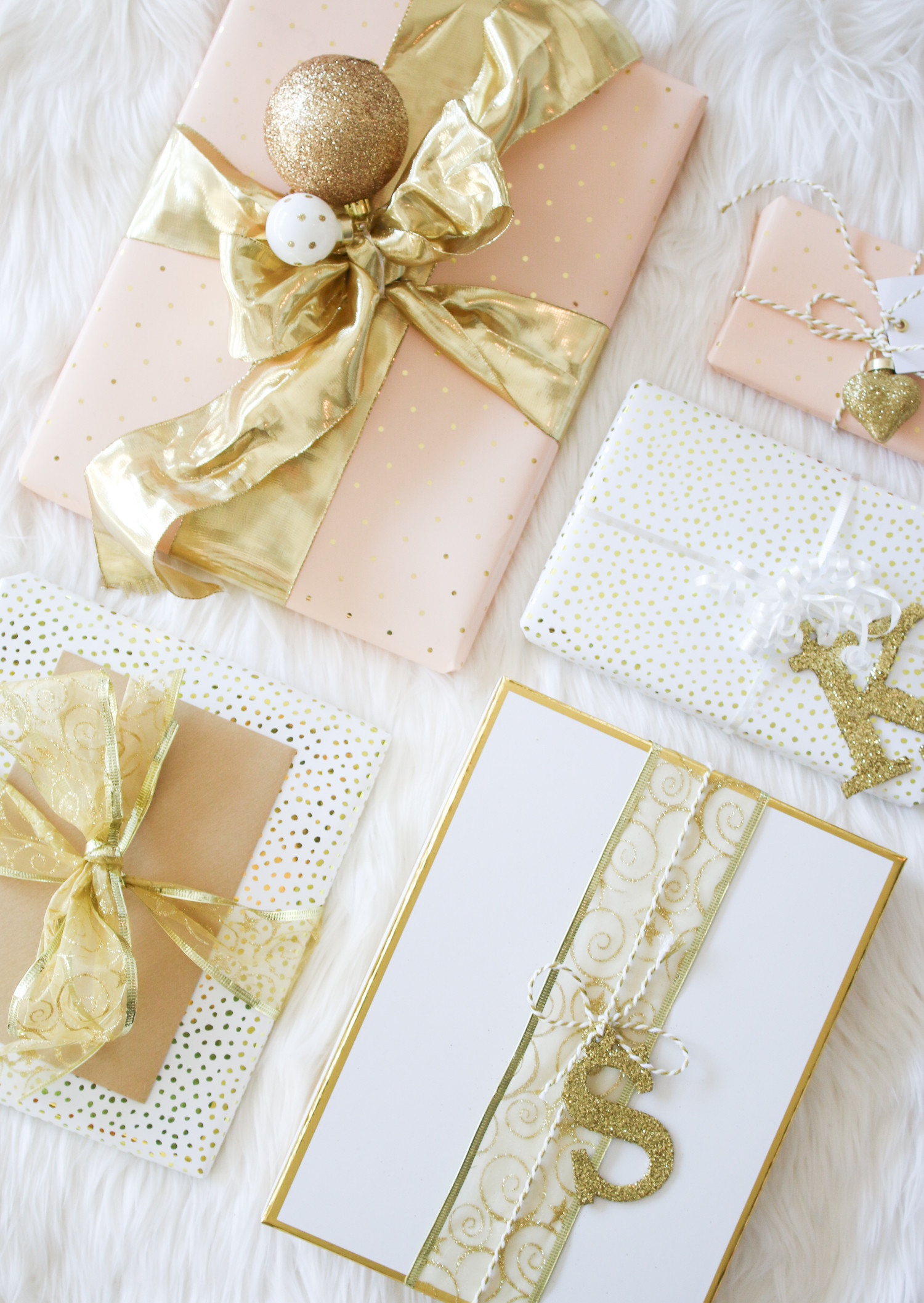 Best ideas about Christmas Gift Wrapping Ideas Elegant . Save or Pin Elegant Holiday Gift Wrap Ideas Now.