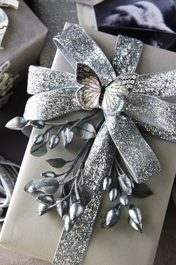 Best ideas about Christmas Gift Wrapping Ideas Elegant . Save or Pin The 50 Most Gorgeous Christmas Gift Wrapping Ideas Ever Now.