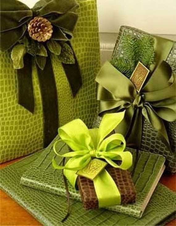 Best ideas about Christmas Gift Wrapping Ideas Elegant . Save or Pin Elegant Christmas Wrapping Ideas Now.