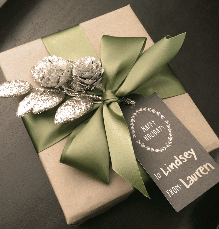 Best ideas about Christmas Gift Wrapping Ideas Elegant . Save or Pin Elegant Gift Wrapping Ideas Now.
