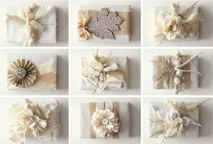 Best ideas about Christmas Gift Wrapping Ideas Elegant . Save or Pin t wrapping Now.