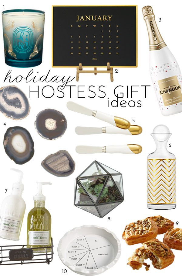 Best ideas about Christmas Hostess Gift Ideas . Save or Pin Holiday Hostess Gift Ideas Now.