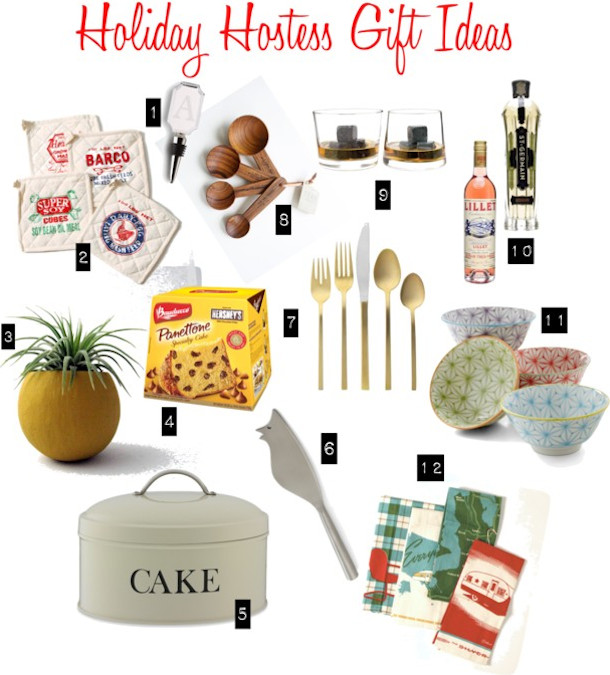 Best ideas about Christmas Hostess Gift Ideas . Save or Pin 12 Holiday Hostess Gift Ideas Under $40 Always Order Dessert Now.