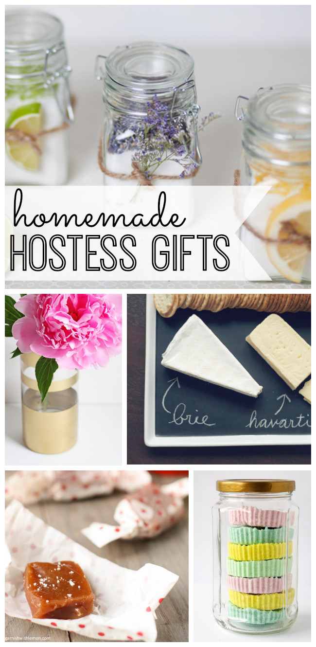 Best ideas about Christmas Hostess Gift Ideas . Save or Pin Homemade Hostess Gifts My Life and Kids Now.