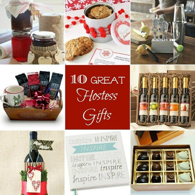 Best ideas about Christmas Hostess Gift Ideas . Save or Pin My Top 10 Hostess Gift Ideas Celebrations at Home Now.