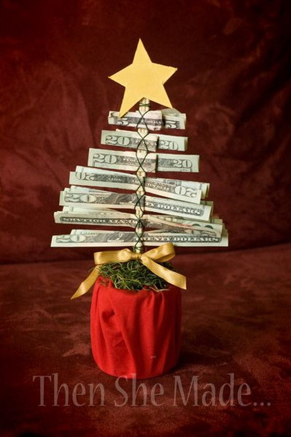 20 Of the Best Ideas for Christmas Money Gift Ideas - Best