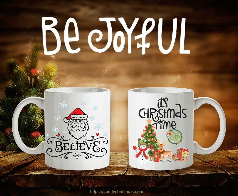 Best ideas about Christmas Mug Gift Ideas . Save or Pin Christmas Coffee Mug Gift Ideas • fy Christmas Now.