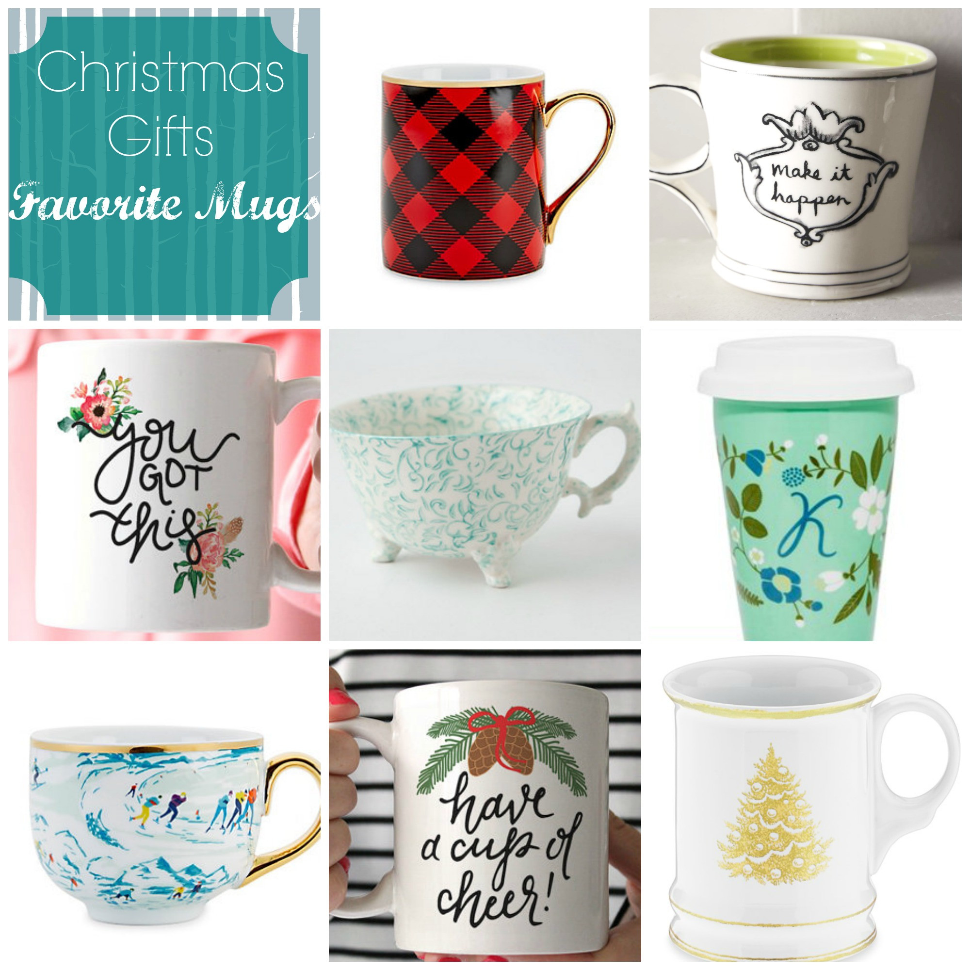 Best ideas about Christmas Mug Gift Ideas . Save or Pin Christmas Gift Ideas The Perfect Mug Now.