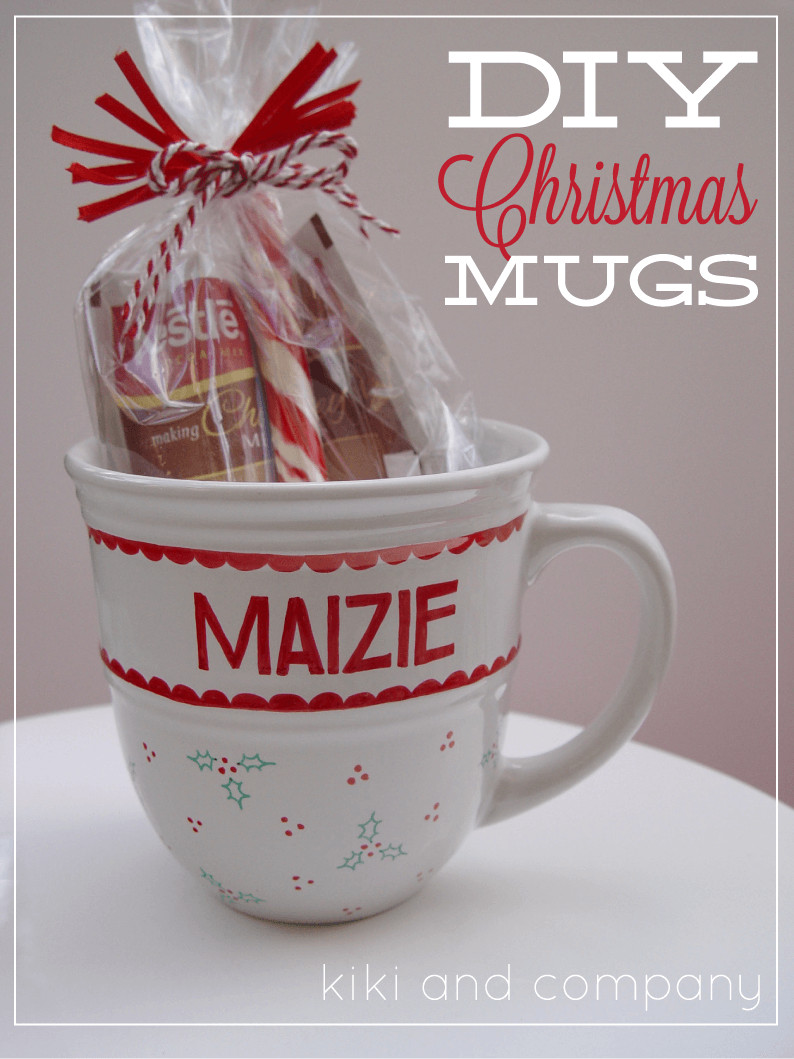 Best ideas about Christmas Mug Gift Ideas . Save or Pin 101 inexpensive handmade Christmas ts I Heart Nap Time Now.