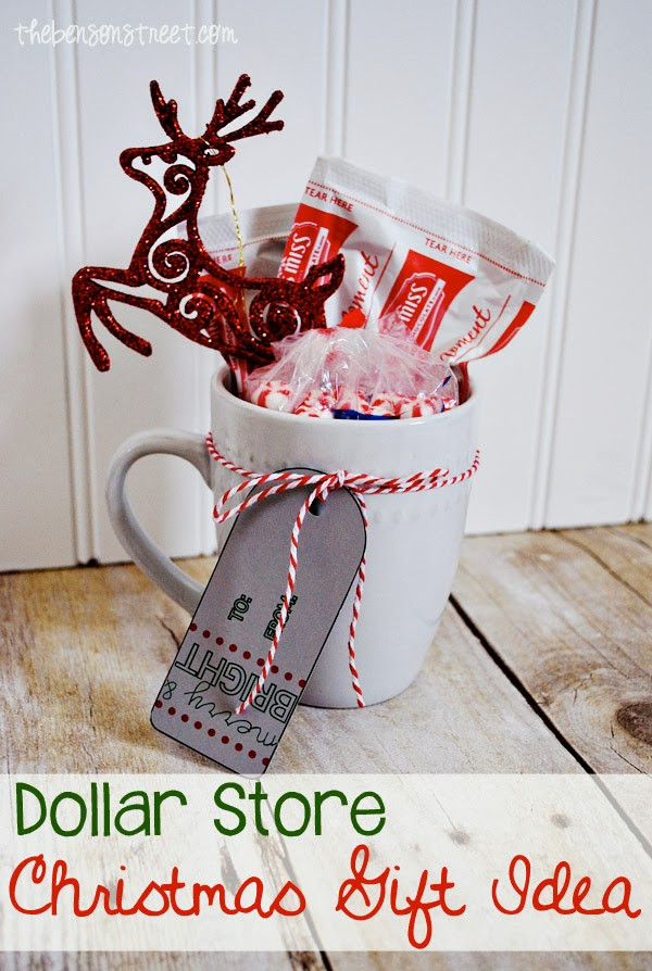 Best ideas about Christmas Mug Gift Ideas . Save or Pin Capital B Affordable Neighbor Gift Dinner in a Mug Now.