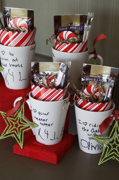 Best ideas about Christmas Mug Gift Ideas . Save or Pin Great Christmas Gift For Kids To Make And Give Now.