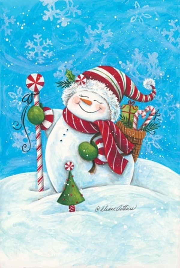 Best ideas about Christmas Painting Ideas . Save or Pin 40 Beautiful Christmas Painting Ideas to Try This Season Now.