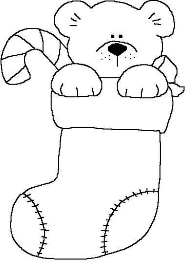 Best ideas about Christmas Stocking Coloring Sheets For Kids . Save or Pin Christmas Stocking Coloring Pages For Kids Part 5 Now.