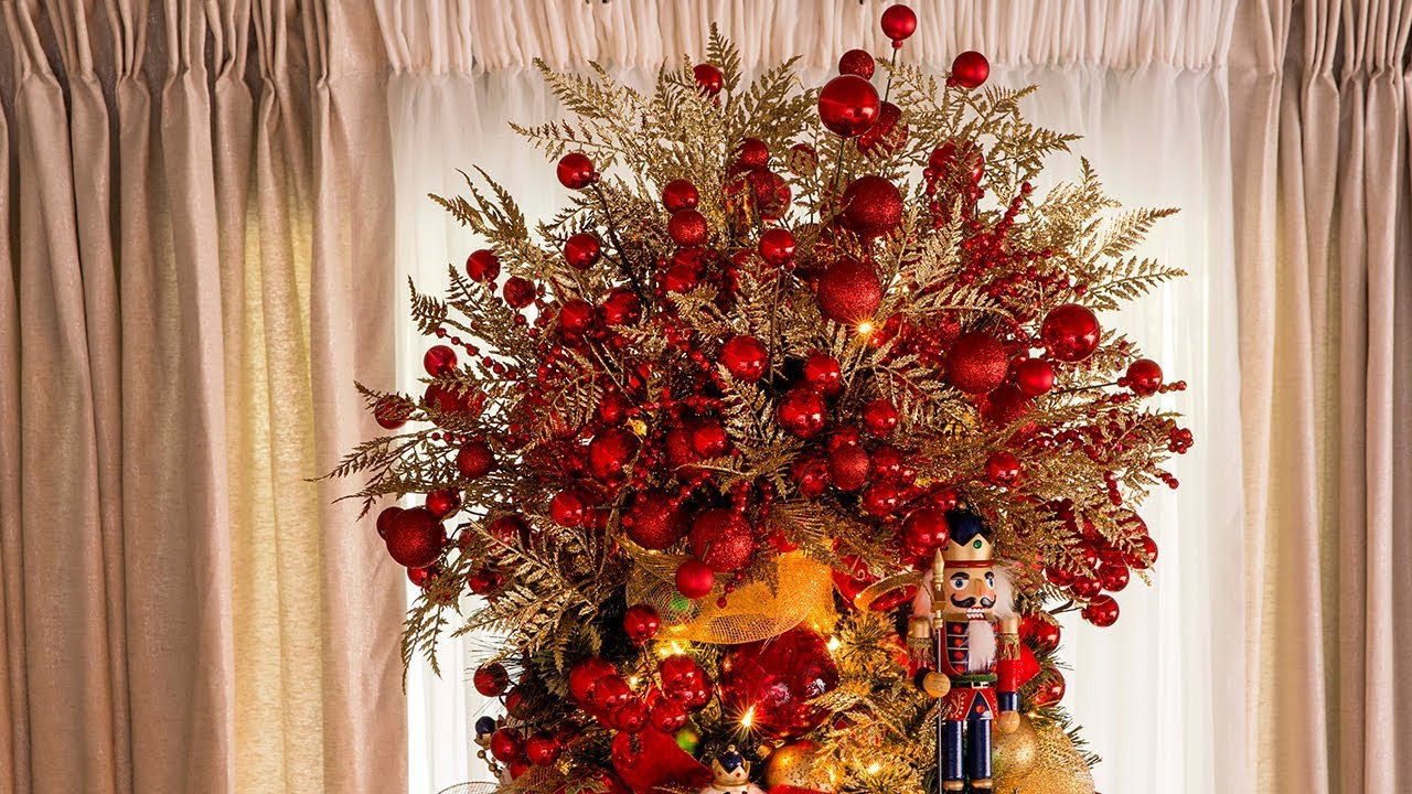 Best ideas about Christmas Tree Topper DIY . Save or Pin Christmas Tree Topper DIY Now.