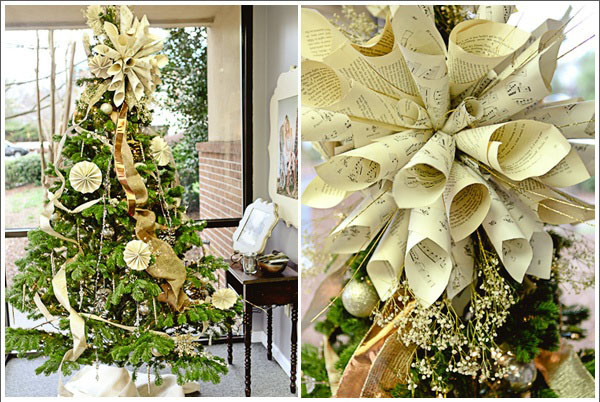 Best ideas about Christmas Tree Topper DIY . Save or Pin DIY Christmas Tree Topper Now.