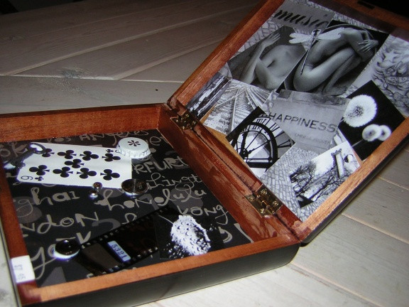 Best ideas about Cigar Box Craft Ideas . Save or Pin Recycled Craft Ideas Think Crafts by CreateForLess Now.
