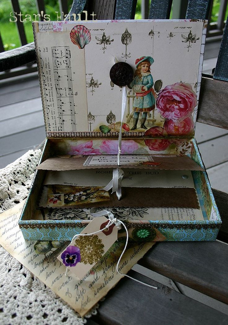 Best ideas about Cigar Box Craft Ideas . Save or Pin 321 best Cigar box craft & art images on Pinterest Now.