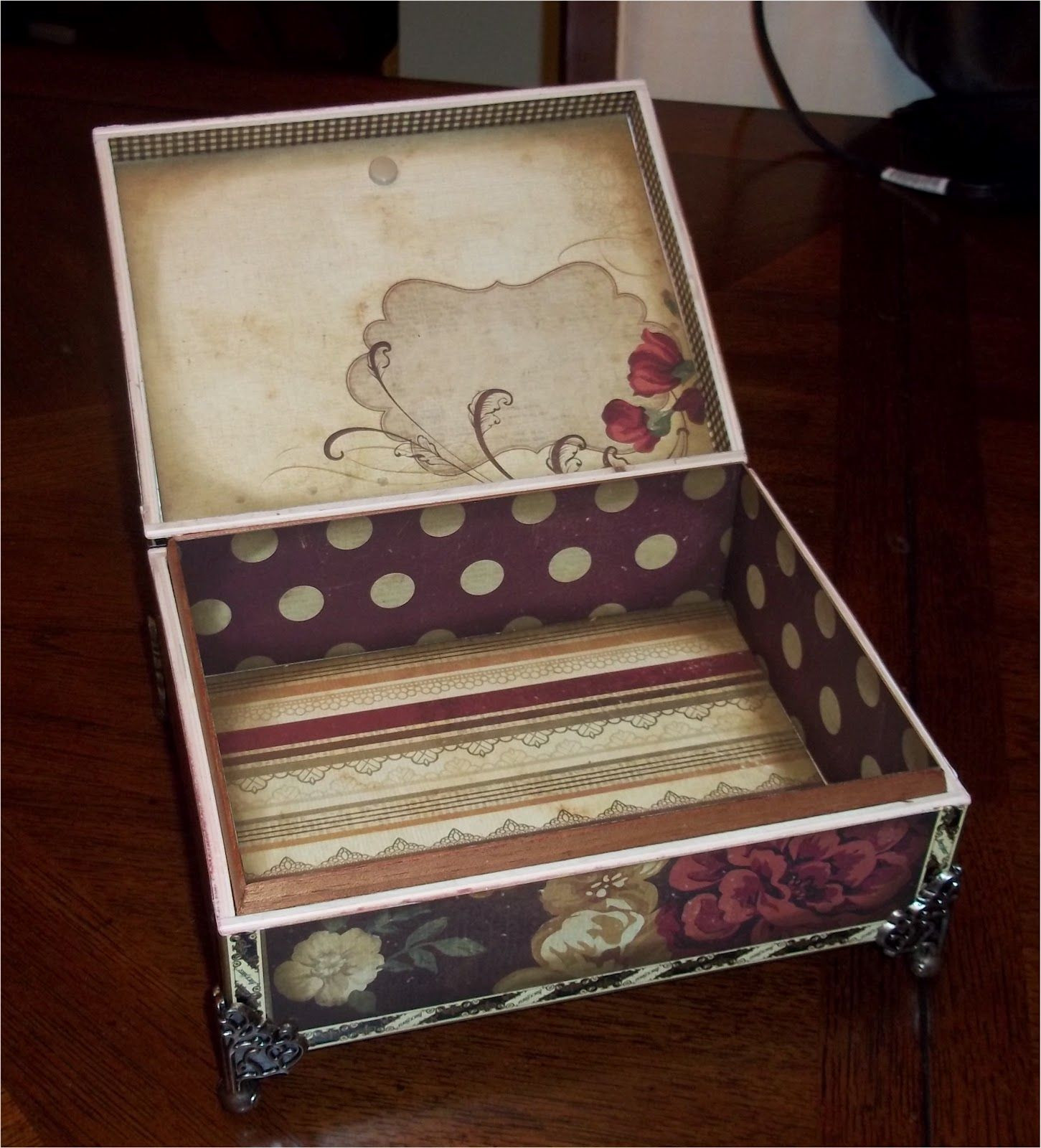 Best ideas about Cigar Box Craft Ideas . Save or Pin beautiful cigar boxes Cigar box ideas Now.