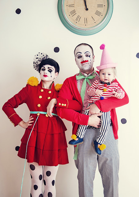 Best ideas about Circus Costumes DIY . Save or Pin 20 DIY Halloween Costumes landeelu Now.