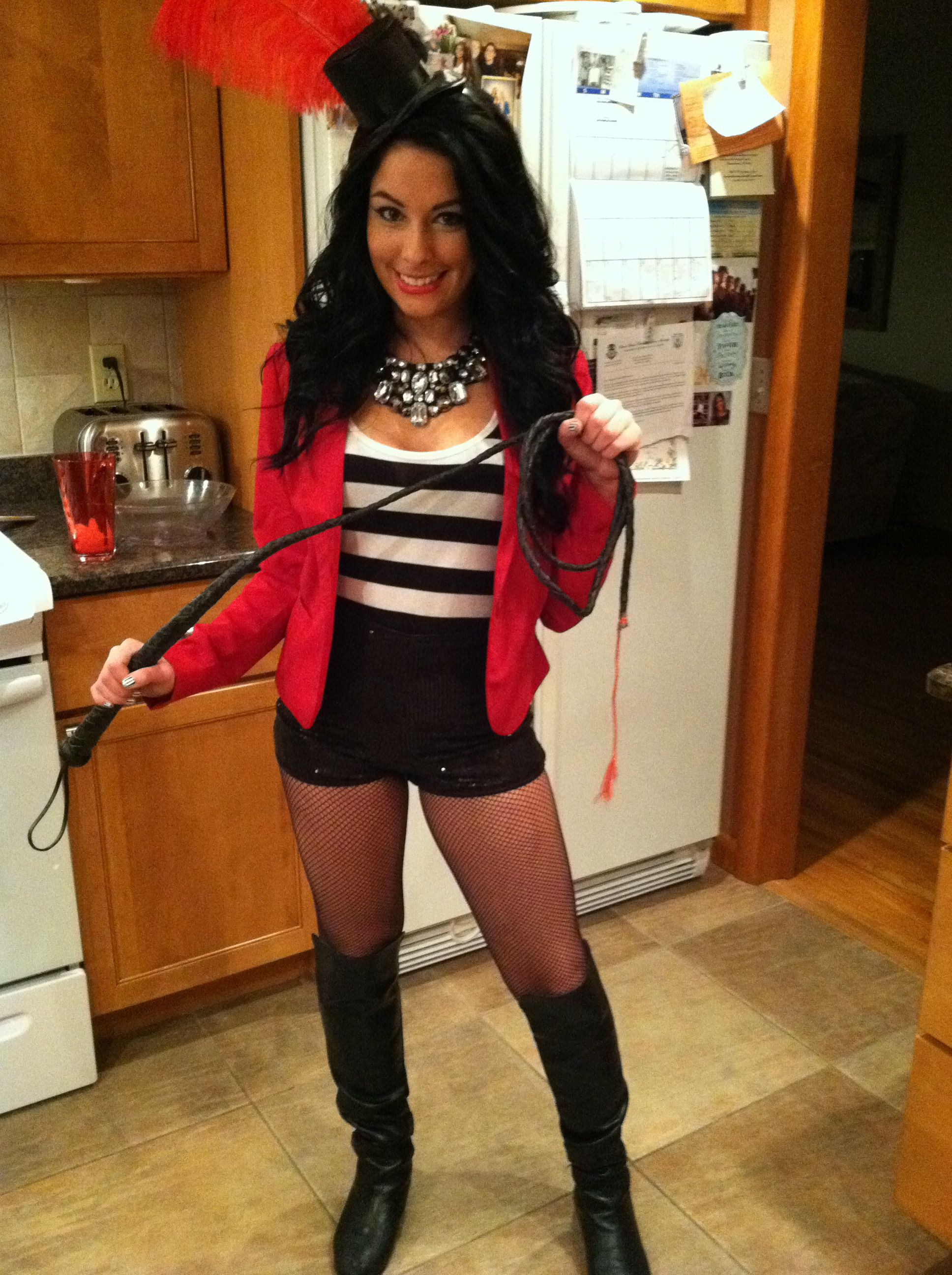 Best ideas about Circus Costumes DIY . Save or Pin Halloween 2011 Ringmaster costume ringmaster costume Now.