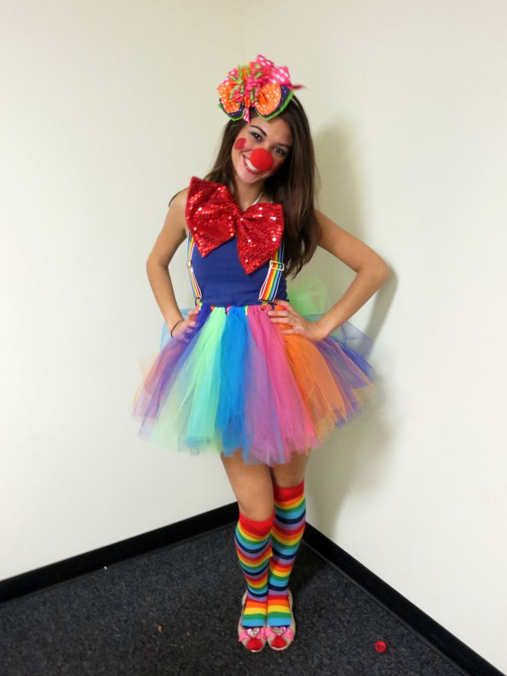 Best ideas about Circus Costumes DIY . Save or Pin Clown Costumes Now.