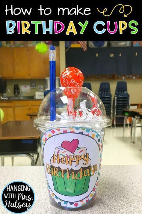Best ideas about Class Gift Ideas . Save or Pin Best 25 Class birthdays ideas on Pinterest Now.