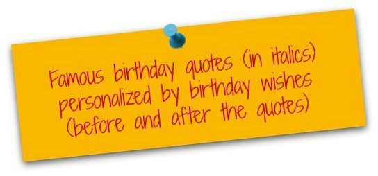 Best ideas about Clever Birthday Wishes . Save or Pin Clever Birthday Quotes Page 3 Now.