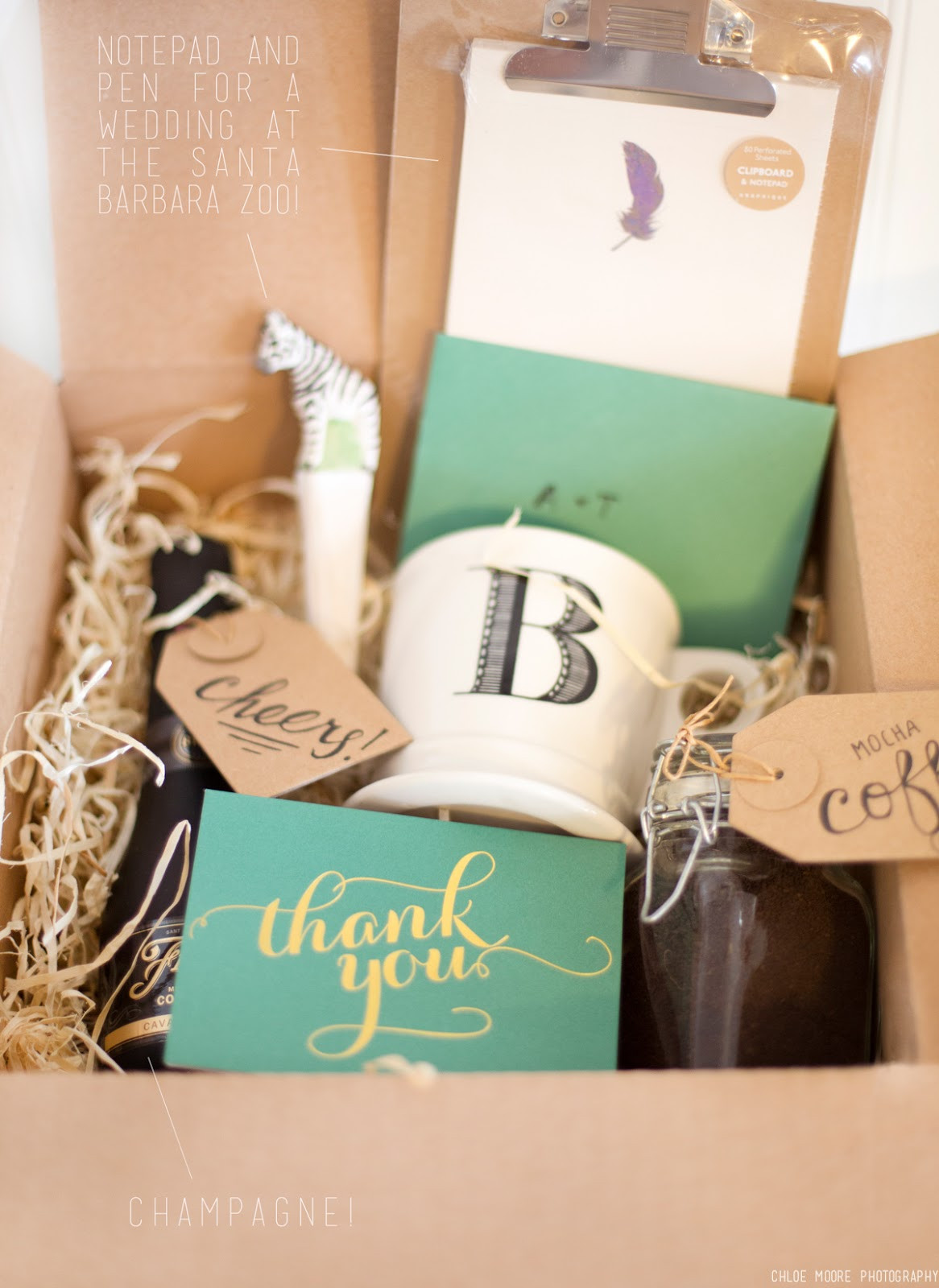 Best ideas about Client Gift Ideas . Save or Pin Chloe Moore graphy The Blog New Client Gift Packages Now.