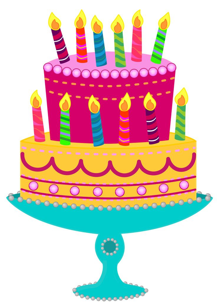 Best ideas about Clip Art Birthday Cake . Save or Pin Free Cake Cliparts Now.
