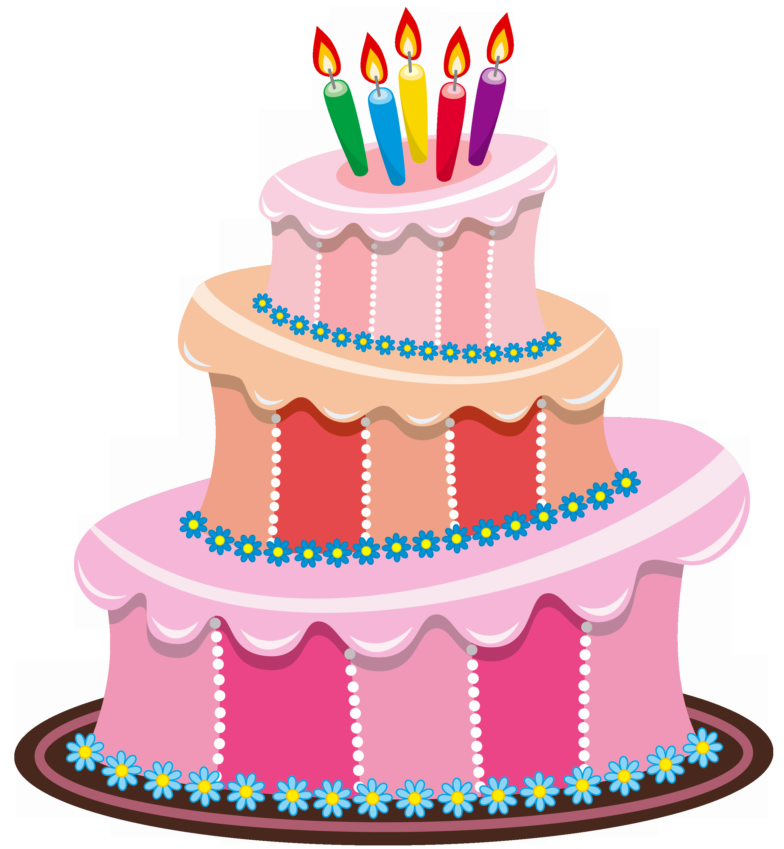 Best ideas about Clip Art Birthday Cake . Save or Pin Birthday Cake Clip Art Free Download Clip Art Now.