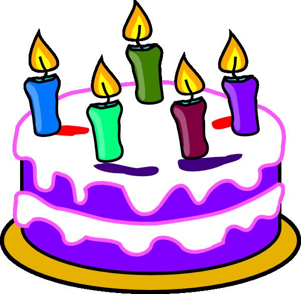 Best ideas about Clip Art Birthday Cake . Save or Pin Birthday Cake Clip Art at Clker vector clip art Now.