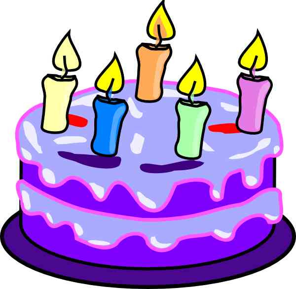 Best ideas about Clip Art Birthday Cake . Save or Pin Free Cake Clip Art Clipartix Now.