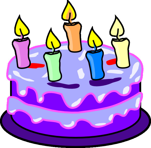 Best ideas about Clipart Birthday Cake . Save or Pin Birthday Cake Clip Art at Clker vector clip art Now.