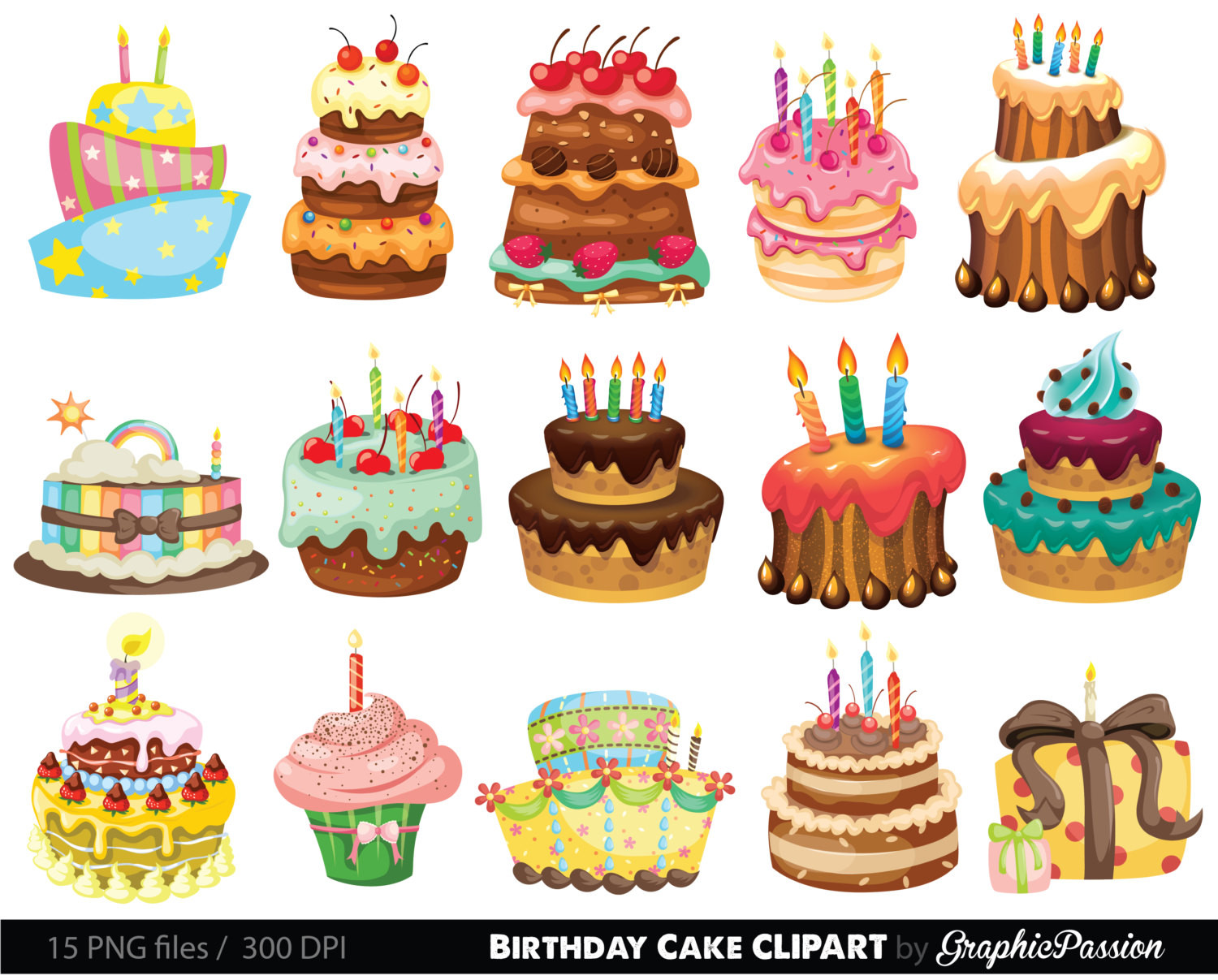Best ideas about Clipart Birthday Cake . Save or Pin Birthday Cake Clipart Cake Illustration Birthday Cake Now.