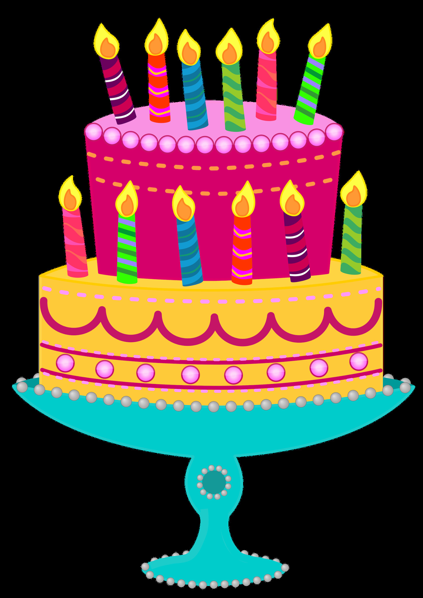 Best ideas about Clipart Birthday Cake . Save or Pin Free Cake Cliparts Paper Now.
