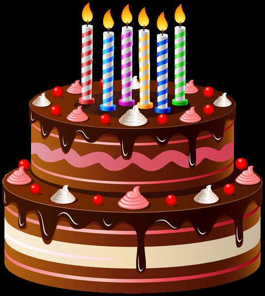Best ideas about Clipart Birthday Cake . Save or Pin Birthday Cake PNG Clip Art Now.