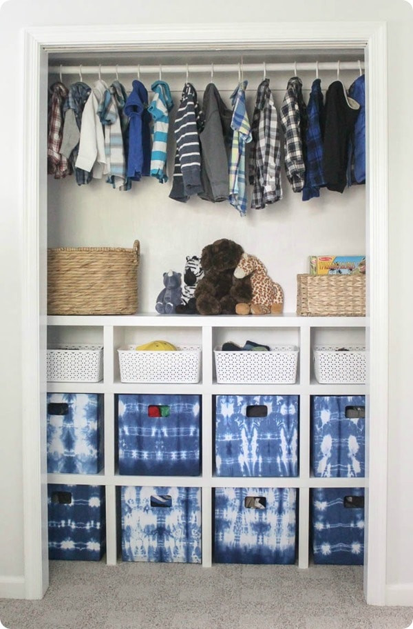 Best ideas about Closet Organizers DIY . Save or Pin How to build cheap and easy DIY closet shelves Lovely Etc Now.
