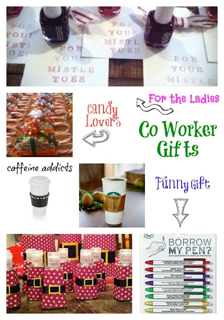 Best ideas about Co Worker Gift Ideas . Save or Pin Co worker Gifts Co worker Gifts Pinterest Now.