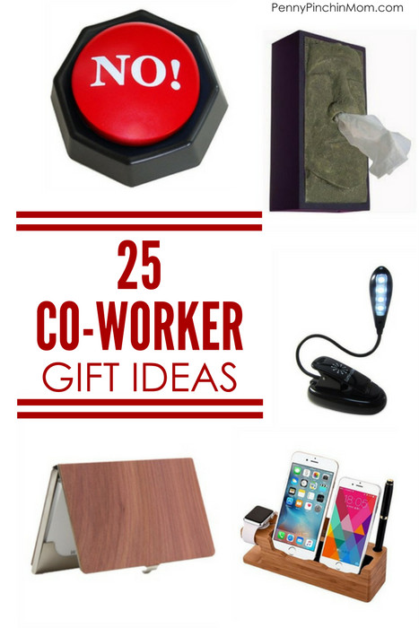 Best ideas about Co Worker Gift Ideas . Save or Pin Co Worker Gift Ideas For Anyone Your Gift List Now.