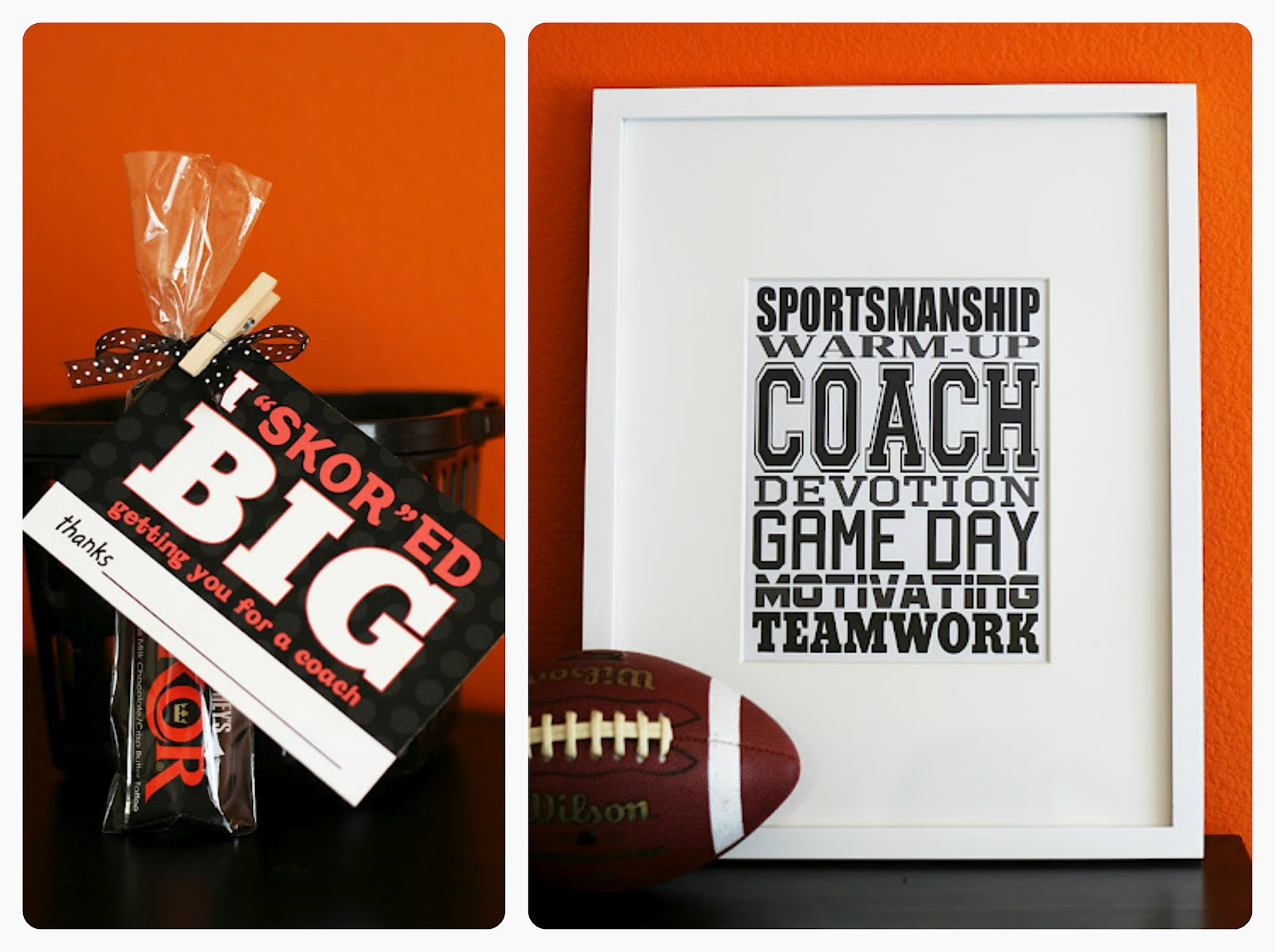Best ideas about Coaches Gift Ideas . Save or Pin quick and easy cheer ts Eighteen25 Now.