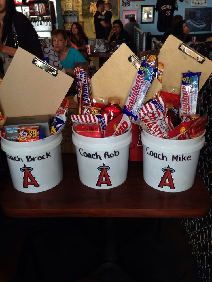 Best ideas about Coaches Gift Ideas . Save or Pin 1000 ideas about Baseball Coach Gifts on Pinterest Now.
