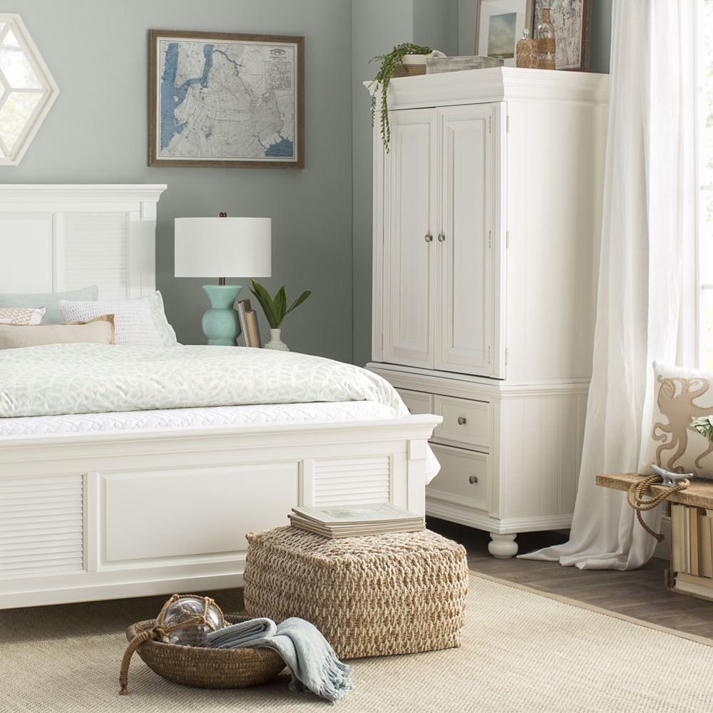Best ideas about Coastal Bedroom Furniture . Save or Pin Coastal Furniture and Nautical Decor Now.