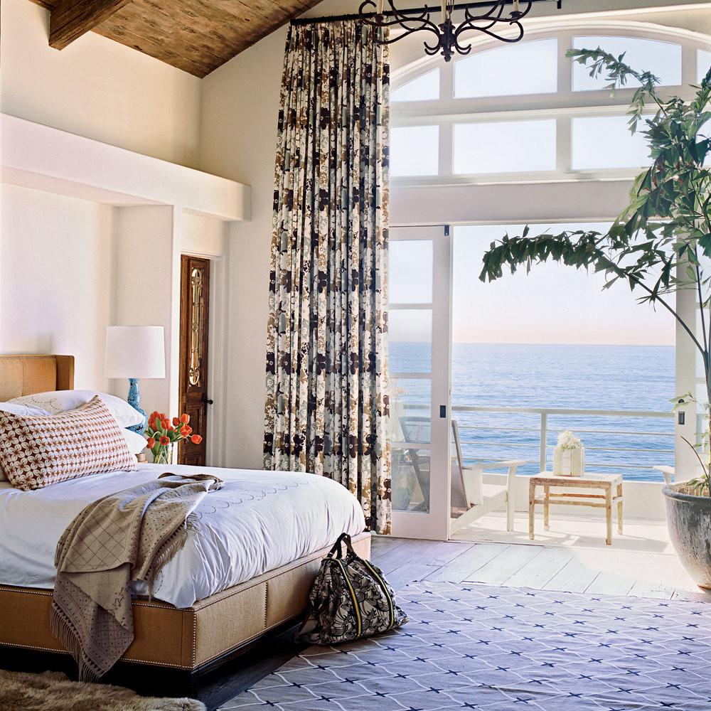 Best ideas about Coastal Bedroom Ideas . Save or Pin Elegant Coastal Bedroom Soothing Beachy Bedrooms Now.