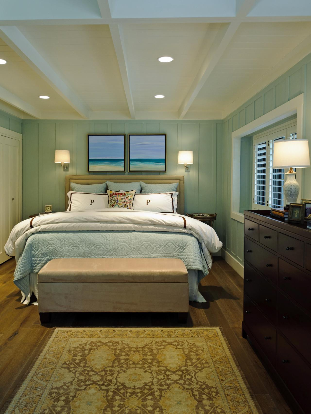 Best ideas about Coastal Bedroom Ideas . Save or Pin 16 Beach Style Bedroom Decorating Ideas Now.