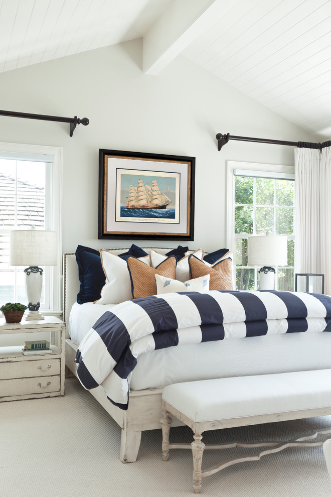 Best ideas about Coastal Bedroom Ideas . Save or Pin 49 Beautiful Beach And Sea Themed Bedroom Designs DigsDigs Now.